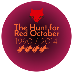 The Hunt for Red October / Released 1990 / Reviewed 2014 / 4 Rabbit