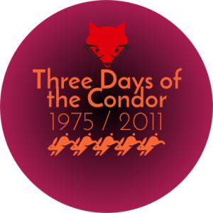 Three Days of the Condor / Released 1975 / Reviewed 2011 / 5 Rabbits
